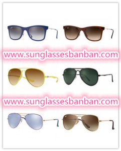 Fake Ray Ban sunglasses