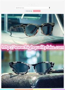 fake Ray Ban sunglasses